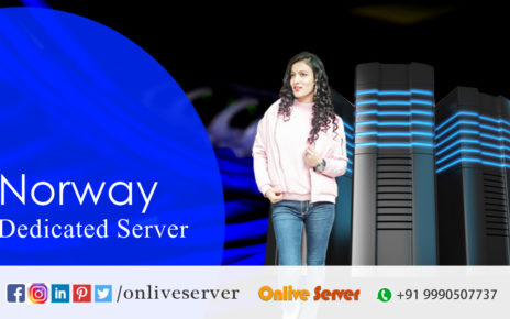 Norway Dedicated Server Hosting