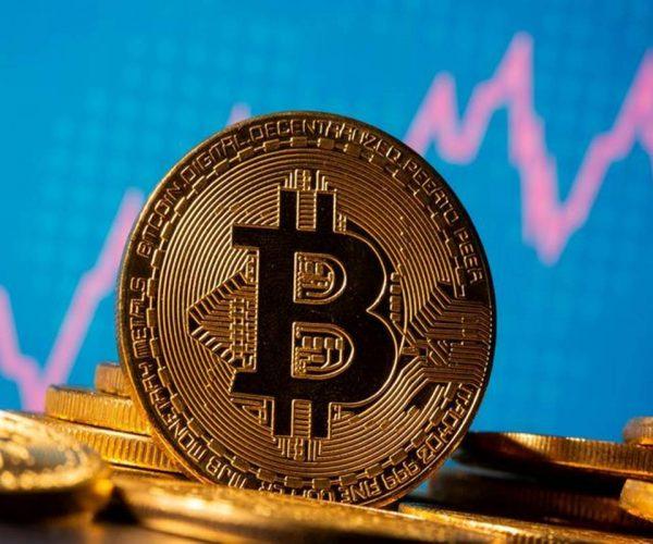 Bitcoin - Trad marketing